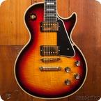 Gibson Custom Shop Les Paul Custom 2004 Triburst