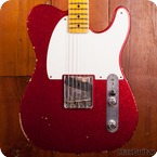Fender Custom Shop Telecaster 2016 Metallic Red