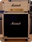 Marshall-2203 JMP Master Halfstack-1983-White