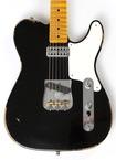 Fender Custom Shop Tele Caballo Tono Relic Limited Edition 2015 Black