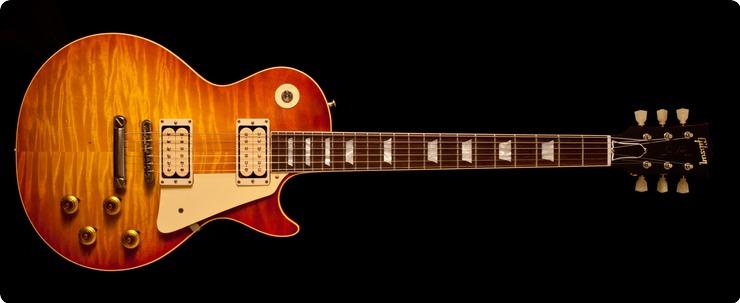 Gibson Custom Shop Les Paul Collectors Choice #38 1960 2017
