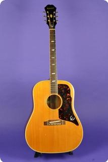 Epiphone Ft 90 Eldorado 1964 Natural