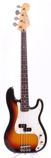 Squier Precision Bass 1993 Sunburst