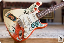 Fender Monterey Pop Stratocaster Custom Shop 1997