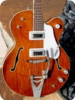 Gretch 6119 Tennessean 1964 Red Top