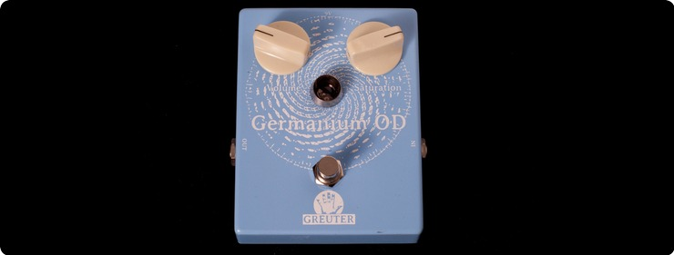 Greuter Audio Germanium Od 2017