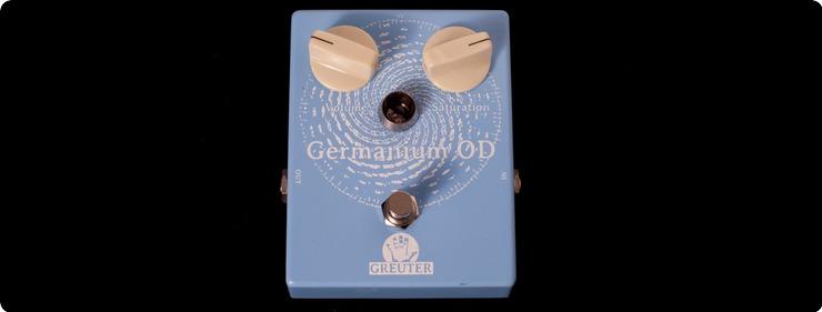 Greuter Audio Germanium Od 2017