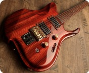 Zerberus Guitars Triton 2017 Blood Red