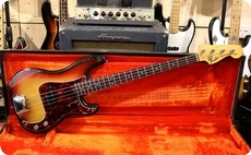 Fender Precision 1972 Sunburst