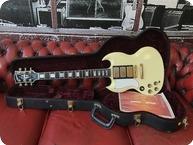 Gibson Historic SG Custom 2000