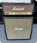 Marshall Half Stack WJCM 800 2203 100w Mk.2 Head 4x12 Slant Cabinet 1980