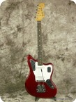 Fender Jaguar Candy Apple Red