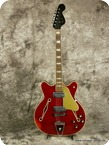 Fender Coronado II 1967 Red