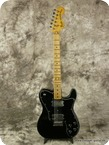 Fender Telecaster Deluxe 1978 Black