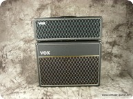Vox AC 30 Top And Cabinet Black Tolex