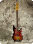 Fender Precision Bass 62 Reissue 1983 Sunburst