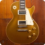 Gibson Custom Shop Les Paul 2017 Gold