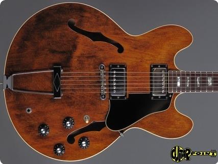Gibson Es 335 Tdw 1974 Walnut
