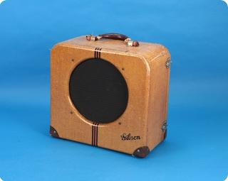 Gibson Eh 150 Amplifier 1938 Tweed
