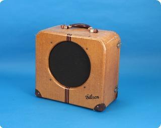Gibson Eh 150 Amplifier 1938 Tweed