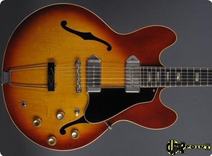 Gibson Es 330 Td 1965 Sunburst