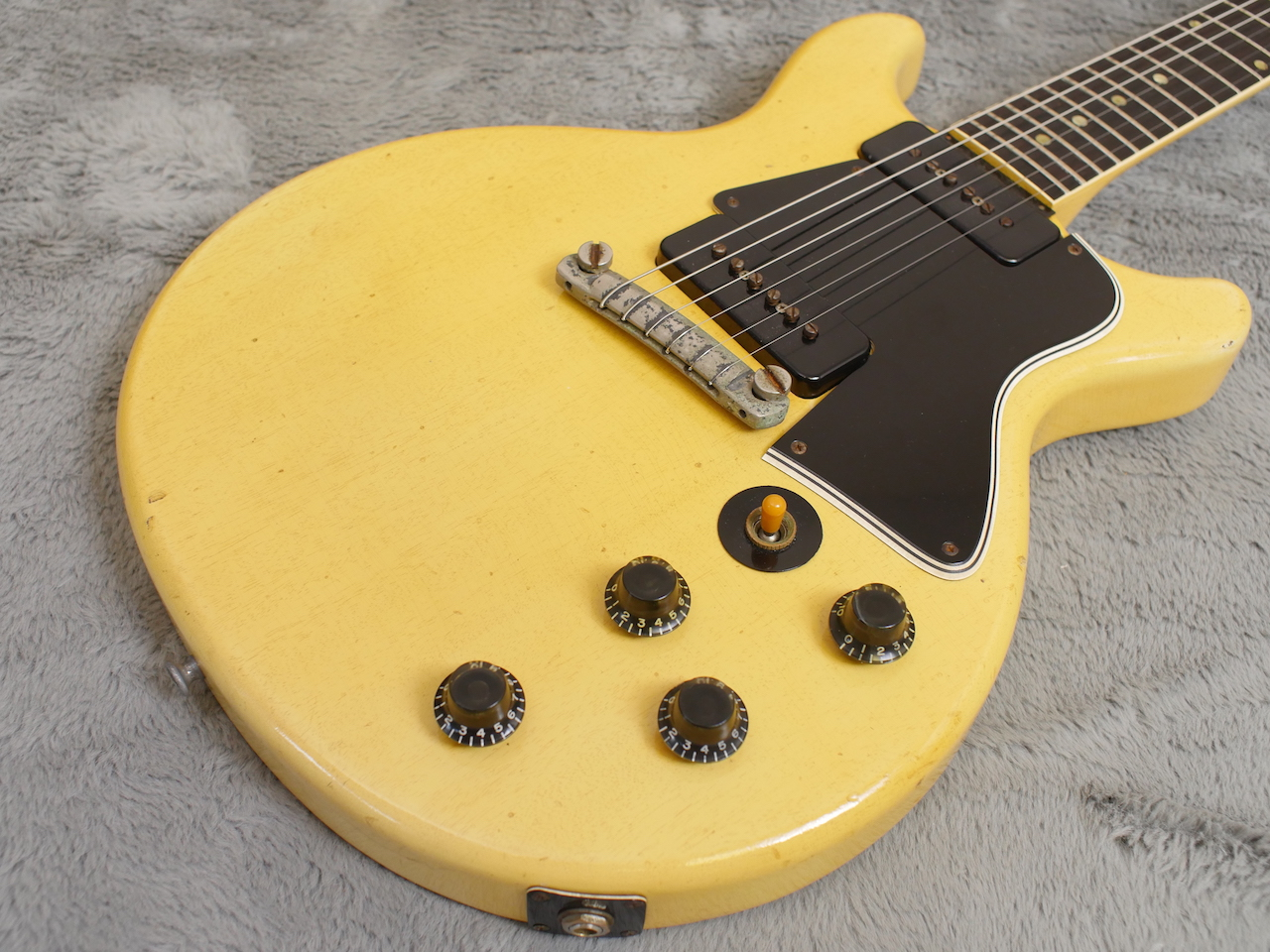 Gibson Les Paul Tv Special 1959 Tv Yellow Guitar For Sale Atb Guitars