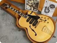 Gibson ES 5N Switchmaster 1957 Blonde