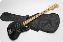 Greco Jazz Bass 1980 Black