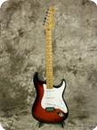 Fender Stratocaster 40th Anniversary 1994 Sunburst