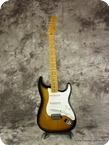 Fender Stratocaster 57 US Reissue 1986 Two tone Sunburst