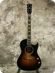 Gibson CF 100E Reissue 2016 Sunburst