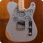 Fender Telecaster 2017 Silver Sparkle