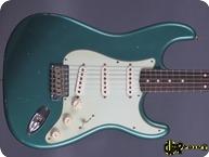 Fender Custom Shop 1959 Relic LTD Stratocaster 2005 Sherwood Green Metallic