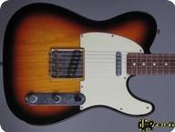 Fender Custom Shop 60 Telecaster Relic 2006 3 tone Sunburst