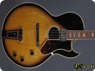 Gibson Howard Roberts Custom 1976 Sunburst