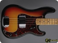 Fender Precision P bass 1973 3 tone Sunburst