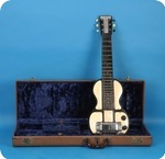 Rickenbacker Electro Bakelite 1948 Black And White
