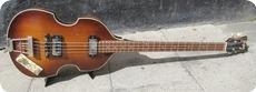Hfner Hofner Violin 1966 Sunburst