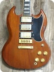 Gibson SG Custom 1974 Walnut