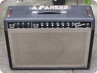 Fender David Bowie Super Reverb T Rex 1965
