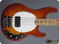 Music Man Stingray 1992 Cherry Sunburst