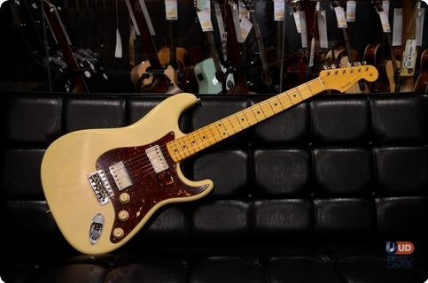 Fender Custom Shop Michael Landau Master Built 57 Stratocaster Hh  2017 Vintage Blonde