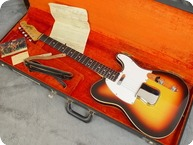 Fender Custom Telecaster 1966 Sunburst