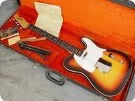 Fender Custom Telecaster 1966 Sunburst