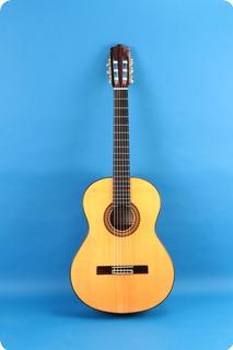 Ignacio M. Rozas Guitarra De Estudio 1990 Natural