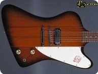 Gibson Custom Shop Firebird I 1991 Sunburst
