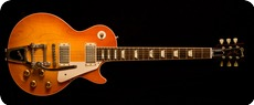 Gibson Custom Shop Les Paul Standard 1958 Murphy Aged Bigsby 2017 Sunrise Te Burst