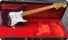 Fender Stratocaster 1971 Candy Apple Red