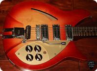 Rickenbacker 345 Capri 1959 Fireglo