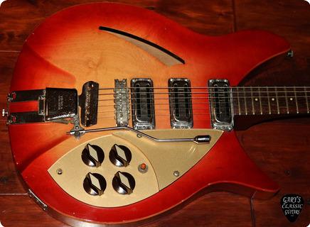 Rickenbacker 345 Capri  1958 Fireglo